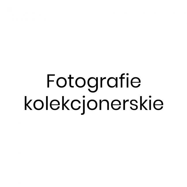 Fotografie kolekcjonerskie